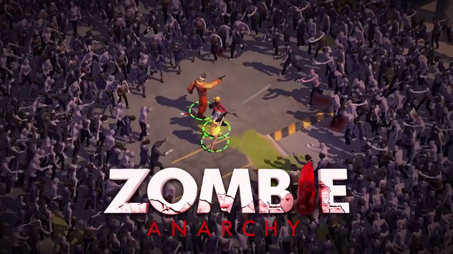 Zombie Anarchy Android, iOS, Windows Phone, PC